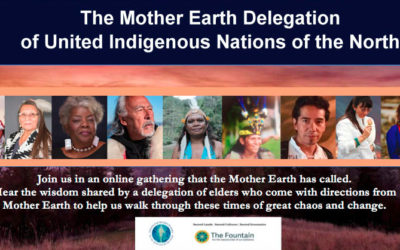 March 28th, 2020 – Mother Earth Delegation of United Indigenous Nations of the North