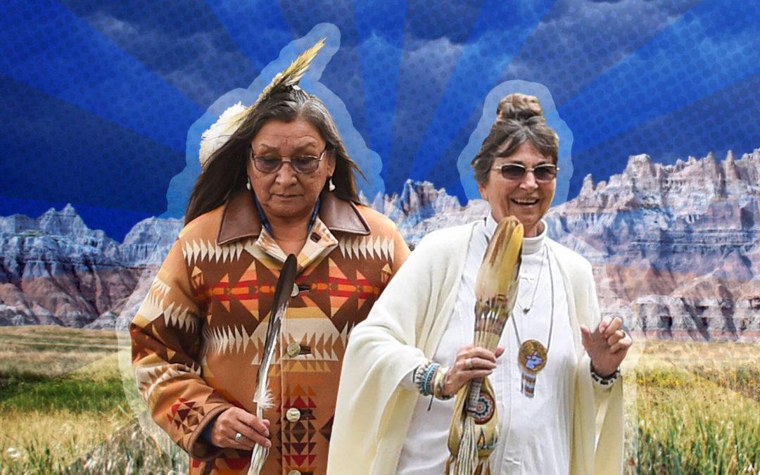Grandmother, Teach Me Patience | Loretta Afraid of Bear Cook & Jyoti Ma