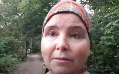 Message from Helen Lindmark (Sami, Sapmi, Sweden) recorded August 21, 2021